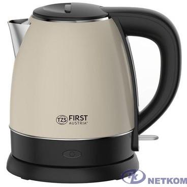 FIRST FA-5407-3-CR 5407-3-CR Чайник, 2200 Вт.Емкость: 1.2 л.Корпус с двойными стенками.