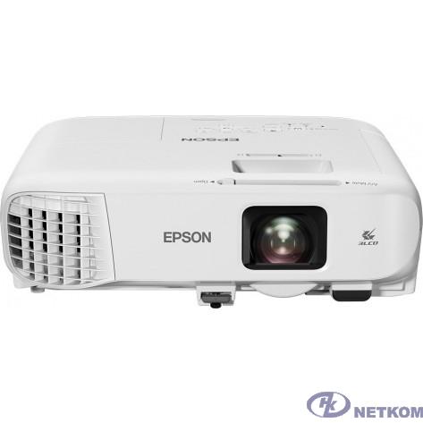 Epson EB-982W white {3LCD 1280x800 4200Lm 16000:1, 3.1 kg} [V11H987040]