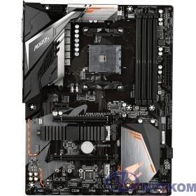 Gigabyte B450 AORUS ELITE V.2 {Soc-AM4 AMD B450 4xDDR4 ATX AC`97 8ch(7.1) GbLAN RAID+DVI+HDMI}