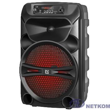 Defender G110 12Вт, Light/BT/FM/USB/LED/AUX [65110]