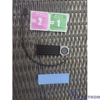 Raspberry 45143 Устр-во охл. Радиатор для SSD NGFF 2280 алюм, Модель ESP-R4