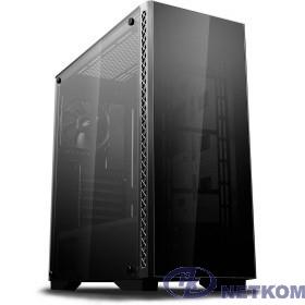 Deepcool MATREXX 50 без БП, боковое окно (закаленное стекло), черный, ATX