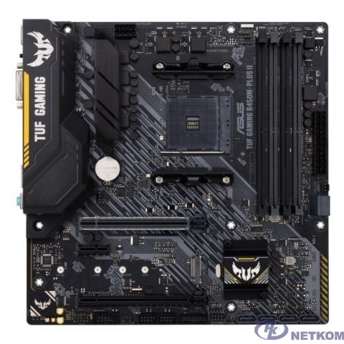 Asus TUF GAMING B450M-PLUS II {AM4,B450,M.2,HDMI,AURA,MB}