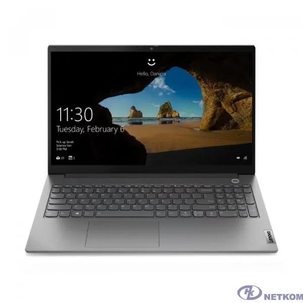 """Lenovo ThinkBook 15 G2 ARE[20VG006GRU] Grey 15.6"""" {FHD Ryzen 5 4500U/8Gb/512Gb SSD/DOS}"""