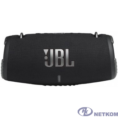 Портативная акустическая система JBL Xtreme 3 black (JBLXTREME3BLKRU)