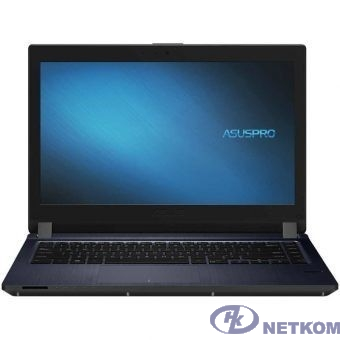 "ASUS PRO P1440FA-FQ3043T [90NX0212-M42100] Black 14"" {HD i3-10110U/8Gb/256Gb SSD/W10}"