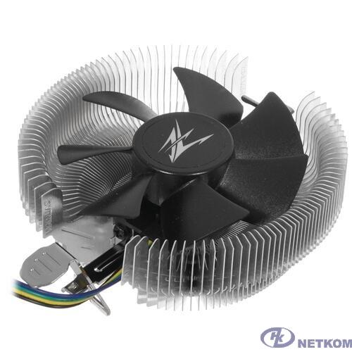 Устройство охлаждения(кулер) Zalman CNPS80G Rev.1 Soc-AM4/AM3+/1150/1151/1200 4-pin 19-25dB Al 65W 180gr Ret