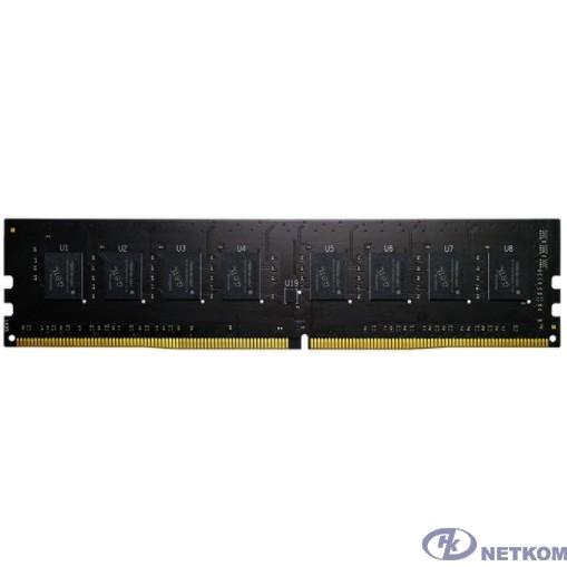Geil DDR4 DIMM 4GB GP44GB2666C19SC PC4-21300, 2666MHz
