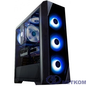 Корпус Zalman N5 TF черный без БП ATX 5x120mm 2xUSB2.0 1xUSB3.0 audio bott PSU