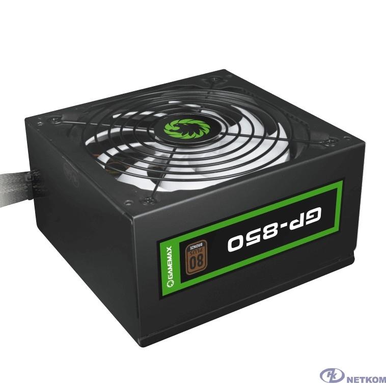 GameMax Блок питания ATX 850W GP-850