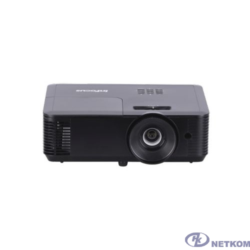 INFOCUS IN112bb Проектор {DLP 3800Lm SVGA (1.94-2.16:1) 30000:1 2xHDMI1.4 D-Sub S-video Audioin Audioout USB-A(power) 10W 2.6 кг}