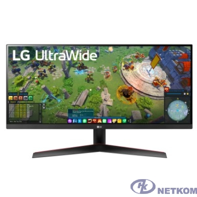 """LCD LG 29"""" 29WP60G UltraGear {IPS 2560x1080 75hz 5ms 250cd 21:9 1000:1 HDR10 8bit(6bit+FRC) HDMI2.0 DisplayPort1.4 USB-C VESA}"""