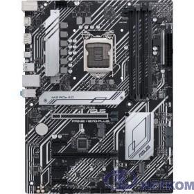 Asus PRIME H570-PLUS {Soc-1200 Intel H570 4xDDR4 ATX AC`97 8ch(7.1) GbLAN RAID+HDMI+DP}