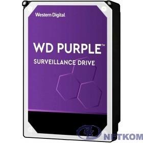 """8TB WD Purple (WD84PURZ) {Serial ATA III, 5640- rpm, 128Mb, 3.5""""}"""