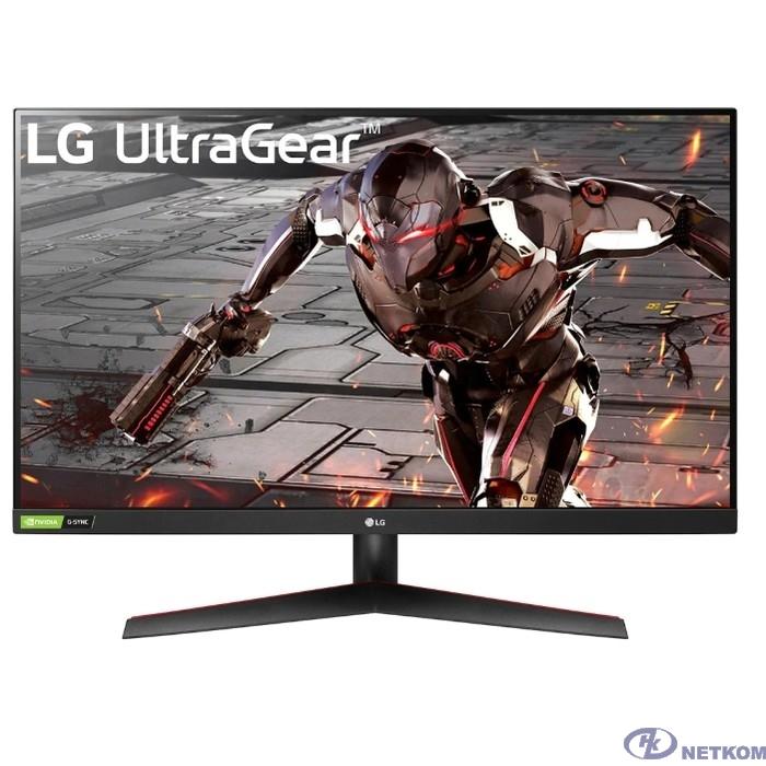 LCD LG 31.5'' 32GN550-B {VA 1920x1080 165Hz 1ms 300cd 178/178 3000:1 8bit(6bit+FRC) HDR10 2xHDMI2.0 DisplayPort1.4 FreeSync(Prem) GSync AudioOut VESA}