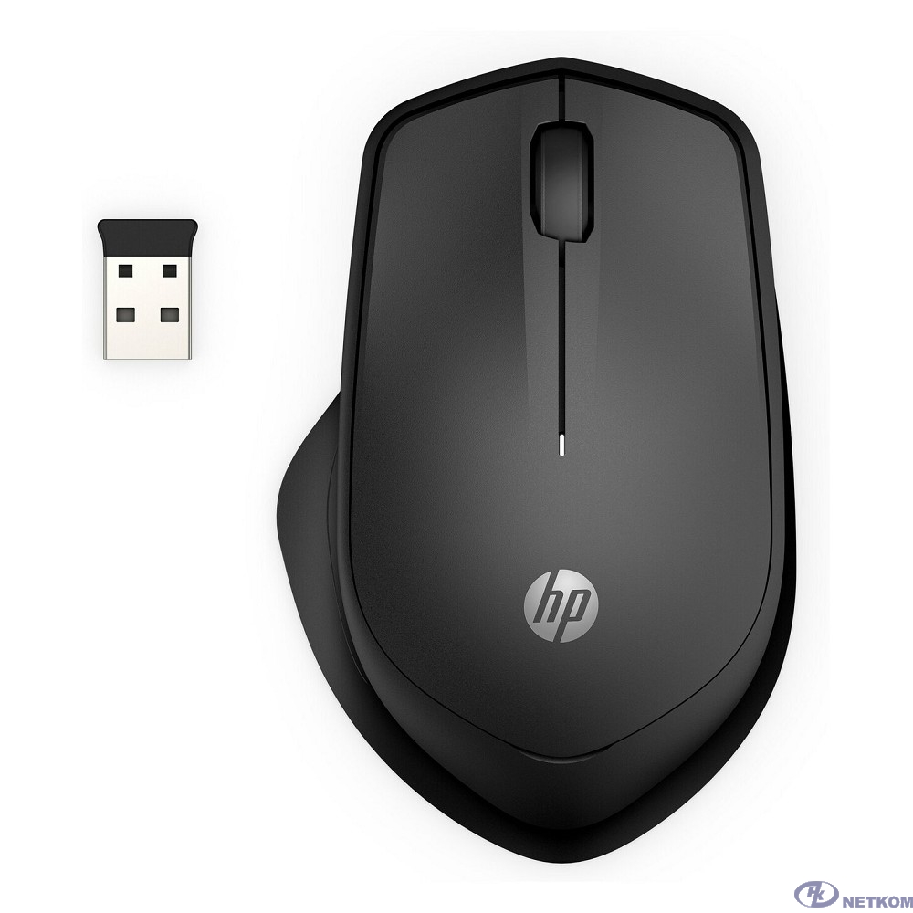 HP 280 [19U64AA] Wireless Mouse Silent black