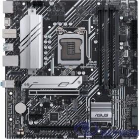 Материнская плата Asus PRIME B560M-A Soc-1200 Intel B560 4xDDR4 mATX AC`97 8ch(7.1) GbLAN RAID+HDMI+DP