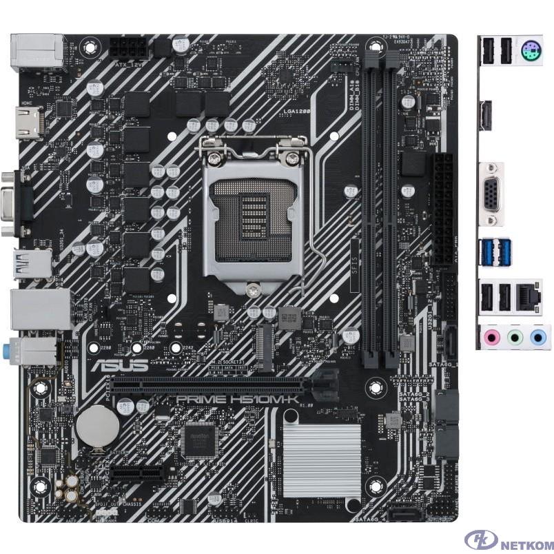 Asus PRIME H510M-K Soc-1200 Intel H510 2xDDR4 mATX AC`97 8ch(7.1) GbLAN+VGA+HDMI