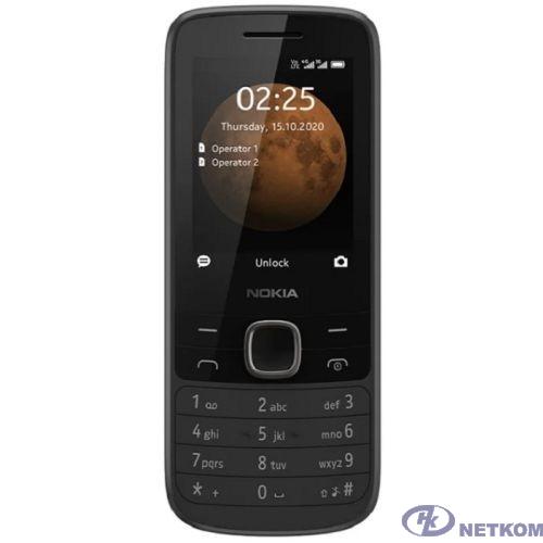 Nokia 225 4G DS Black [16QENB01A02]