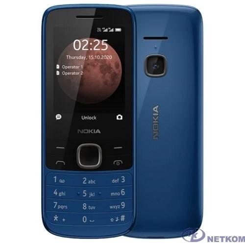 Nokia 225 4G DS Blue [16QENL01A01]