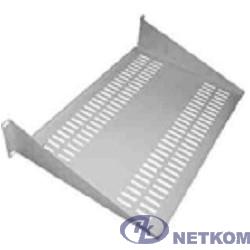 ЦМО Полка перфорированная консольная 2U, глубина 200 мм (МС-20)