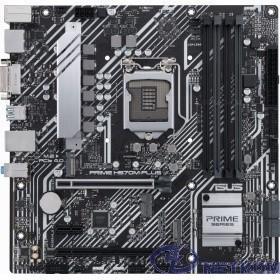 Материнская плата Asus PRIME H570M-PLUS Soc-1200 Intel H570 4xDDR4 mATX AC`97 8ch(7.1) GbLAN RAID+DVI+HDMI+DP