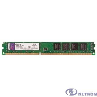 Kingston DDR3 DIMM 8GB (PC3-12800) 1600MHz KVR16N11/8WP
