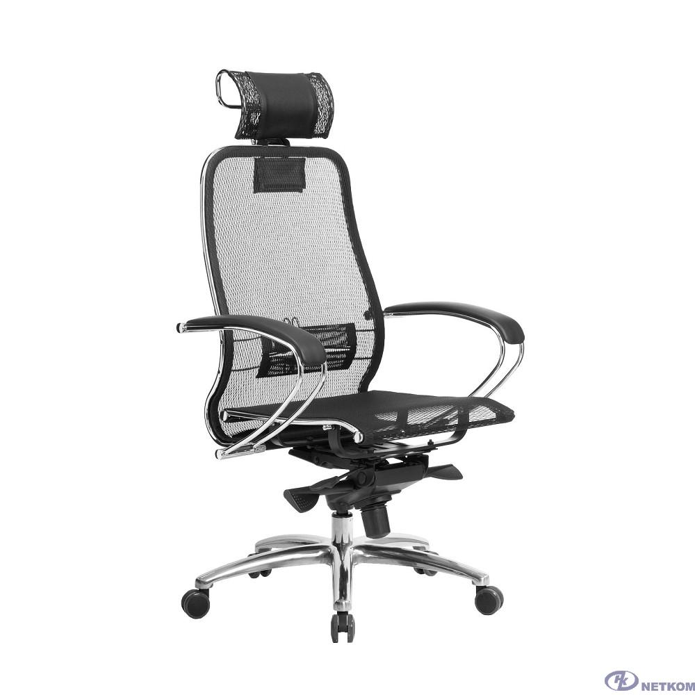 """Кресло """"Samurai S-2.04"""", Черный [z302689054]"""