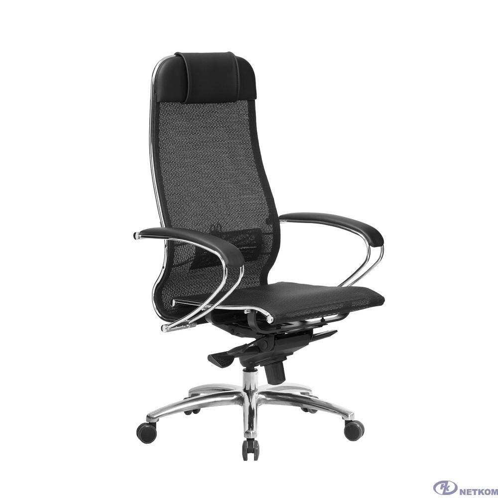 """Кресло """"Samurai S-1.04"""", Черный плюс [z302688859]"""