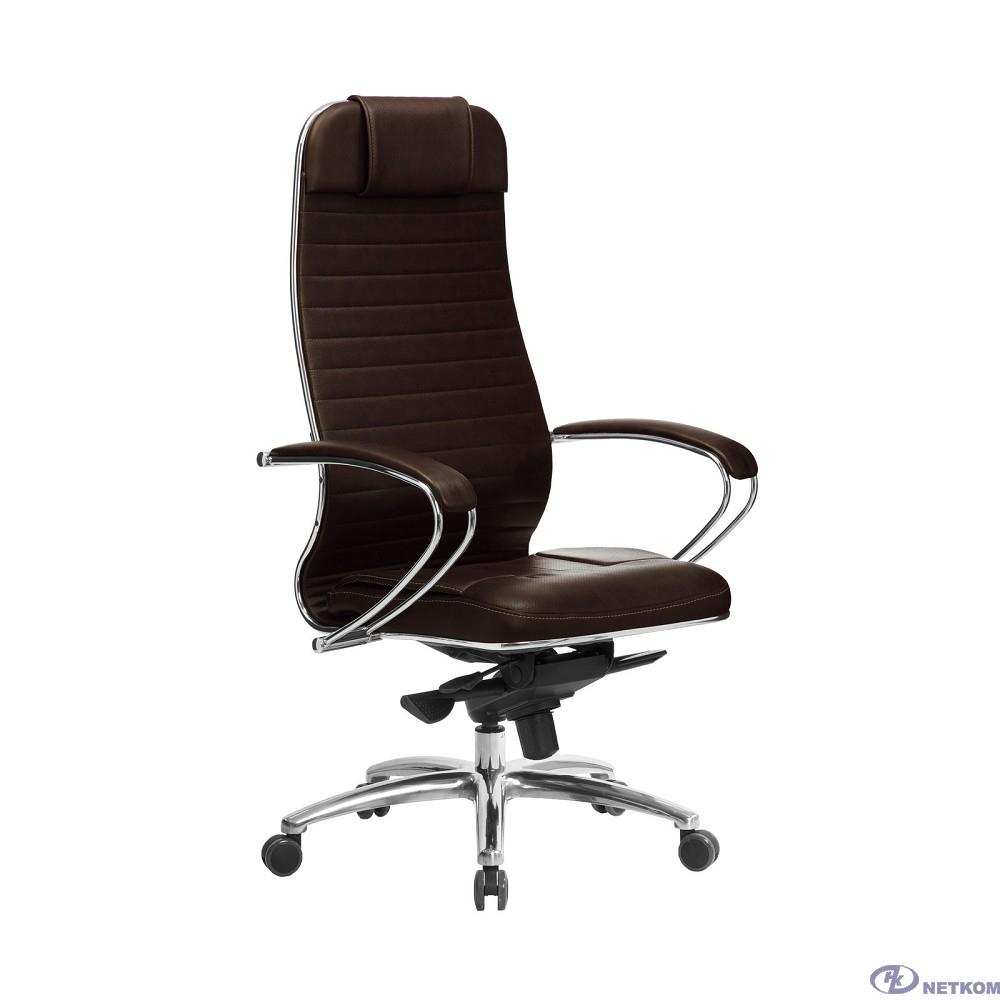 """Кресло """"Samurai KL-1.04"""", Темно-коричневый [z302689016]"""