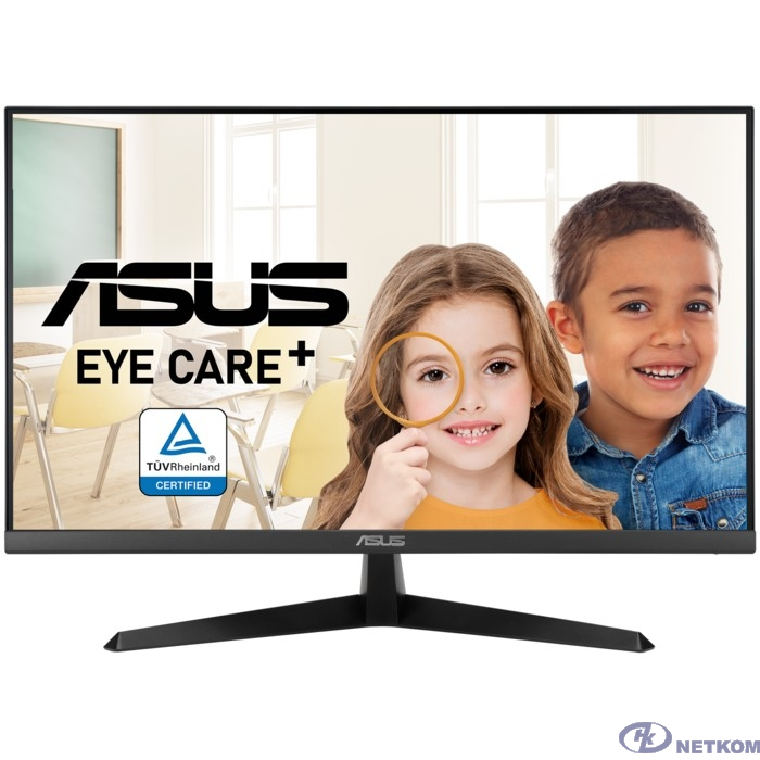 "ASUS LCD 27"" VY279HE {IPS 1920x1080 1ms 75Hz 250cd 178/178 D-sub HDMI AMDFreeSync Tilt VESA} [90LM06D0-B01170]"