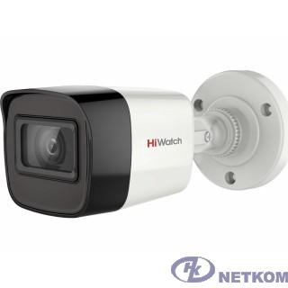 HiWatch DS-T200A (2.8 mm) Видеокамера TVI уличная