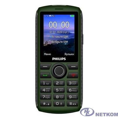 Philips Xenium E218 Green