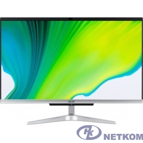 "Acer Aspire C24-963 [DQ.BEQER.00V] Silver 23.8"" {FHD i3-1005G1/8Gb/256Gb SSD/Linux}"