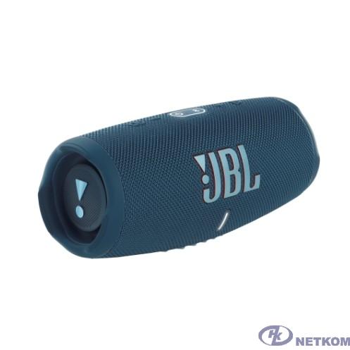 Колонка порт. JBL Charge 5 синий 40W 1.0 BT 15м 7500mAh (JBLCHARGE5BLU)