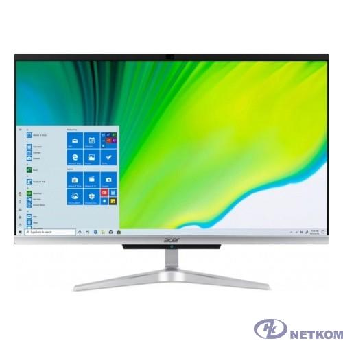 """Acer Aspire C24-963 [DQ.BEQER.00X] Silver 23.8"""" {FHD i3-1005G1/8Gb/256Gb/W10}"""
