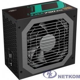 Блок питания Deepcool Quanta DQ750-M-V2L (ATX 2.31, 750W, Full Cable Management, PWM 120mm fan, Active PFC, 80+ GOLD) RET