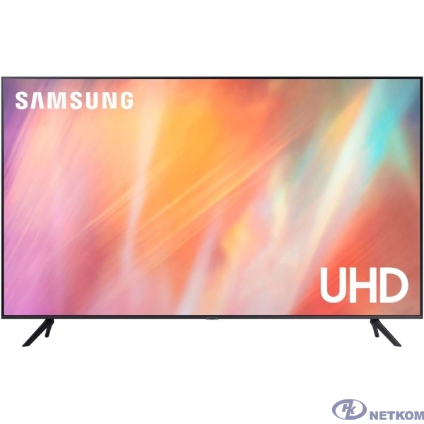 "Samsung 65"" UE65AU7100UXRU титан {Ultra HD/60Hz/DVB-T2/DVB-C/DVB-S2/USB/WiFi/Smart TV (RUS)}"
