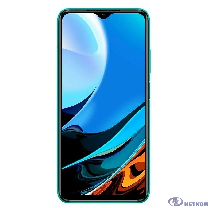 Xiaomi Redmi 9T 4/128GB Ocean Green [31182]