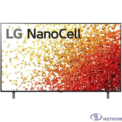 "LG 55"" 55NANO906PB NanoCell черный {Ultra HD/100Hz/DVB-T/DVB-T2/DVB-C/DVB-S/DVB-S2/USB/WiFi/Smart TV (RUS)}"