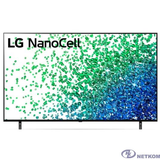 "LG 55"" 55NANO806PA NanoCell черный {Ultra HD/50Hz/DVB-T/DVB-T2/DVB-C/DVB-S/DVB-S2/USB/WiFi/Smart TV (RUS)}"