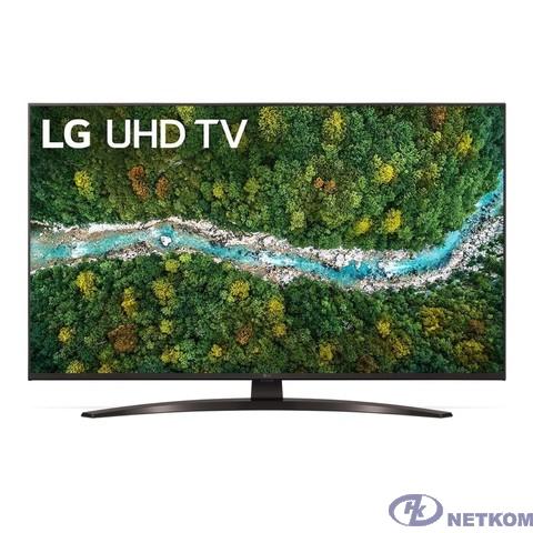 "LG 50"" 50UP78006LC черный {Ultra HD/50Hz/DVB-T/DVB-T2/DVB-C/DVB-S/DVB-S2/USB/WiFi/Smart TV (RUS)}"