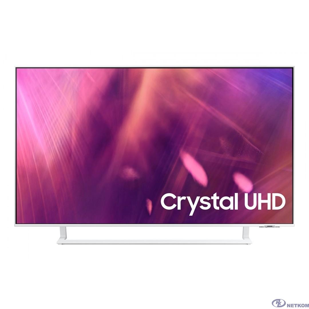 "Samsung 43"" UE43AU9010UXRU белый {Ultra HD/60Hz/DVB-T2/DVB-C/DVB-S2/USB/WiFi/Smart TV (RUS)}"