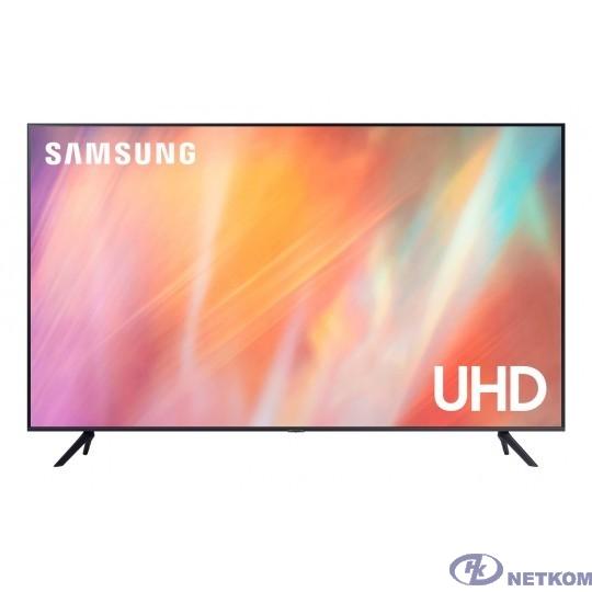 "Samsung 50"" UE50AU7100UXRU титан {Ultra HD/60Hz/DVB-T2/DVB-C/DVB-S2/USB/WiFi/Smart TV (RUS)}"
