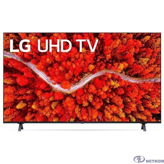 "LG 60"" 60UP80006LA черный {Ultra HD/50Hz/DVB-T/DVB-T2/DVB-C/DVB-S/DVB-S2/USB/WiFi/Smart TV (RUS)}"