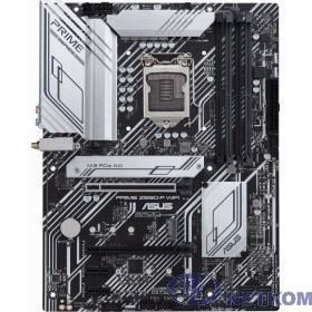 ASUS PRIME Z590-P WIFI {LGA1120, Z590, 4*DDR4, DP+HDMI, SATA3 + RAID, Audio, Gb LAN, USB 3.2*9, USB 2.0*4, COM*1 header (w/o cable), ATX} 90MB1810-M0EAY1