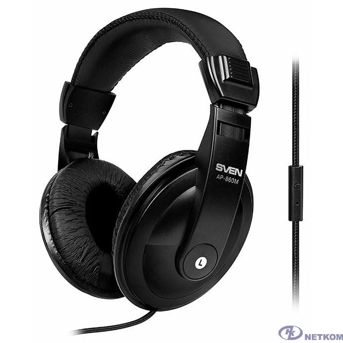 SVEN AP-860M, черный