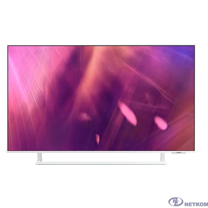 "Samsung 50"" UE50AU9010UXRU белый {Ultra HD/60Hz/DVB-T2/DVB-C/DVB-S2/USB/WiFi/Smart TV (RUS)}"