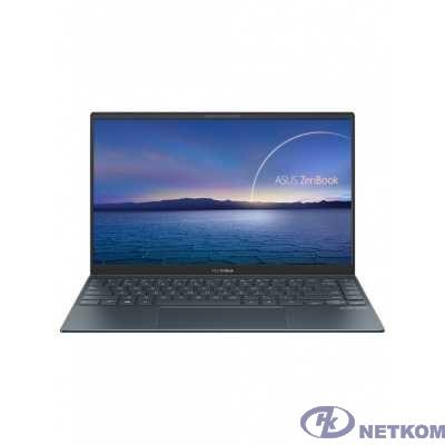 """ASUS Zenbook 14 UX425EA-KC297T [90NB0SM1-M12560] Pine Grey 14"""" {FHD i5-1135G7/16Gb/512Gb SSD/W10}"""