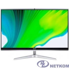 "Acer Aspire C22-1650 [DQ.BG7ER.004] Silver 21.5"" {FHD i3-1115G4/8Gb/256Gb SSD/DOS/k+m}"